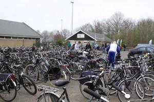 We roepen alle Zwollenaren op zoveel mogelijk op de fiets te komen