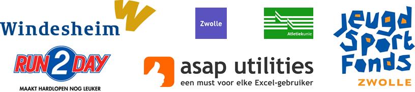 Sponsors Ekiden Zwolle 2014