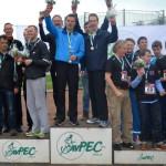 Ekiden Zwolle 2014 winnaars zorginstellingen (foto door Vincent Oldenhof)