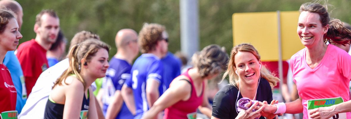 Dé marathonestafette van Oost-Nederland!
