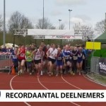 Record aantal deelnemers